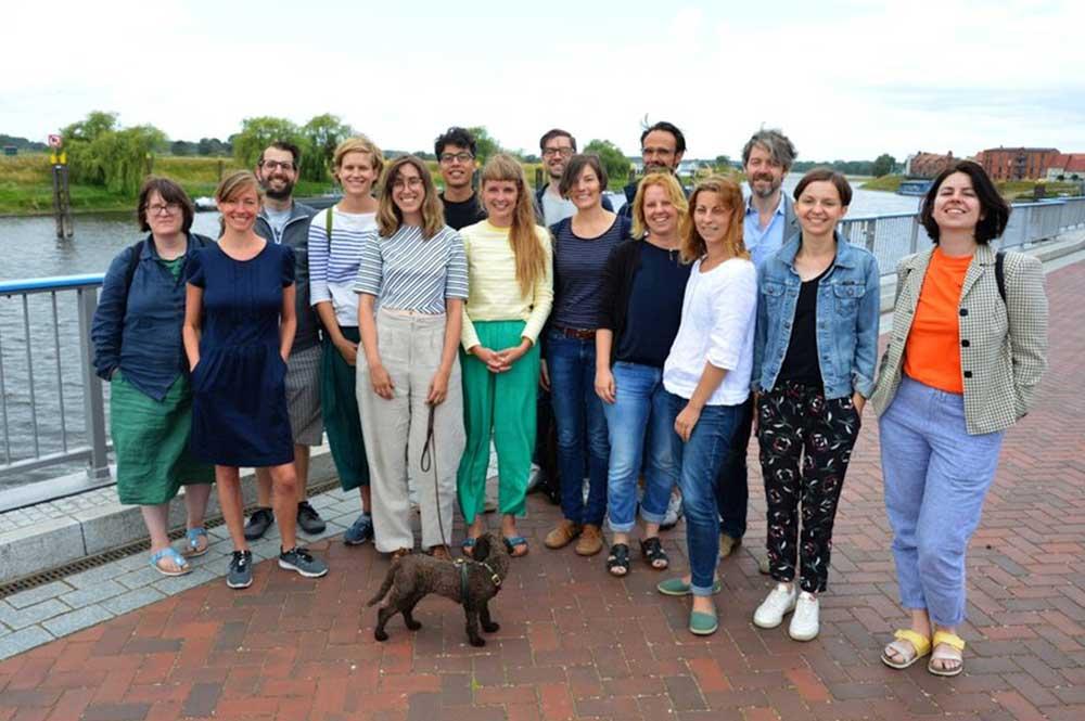 Summer of Pioneers Wittenberge - Die Teilnehmer des Projektes